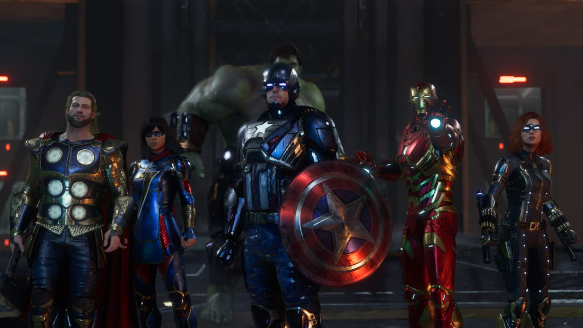 Análisis de Marvel's Avengers - Xbox One 1