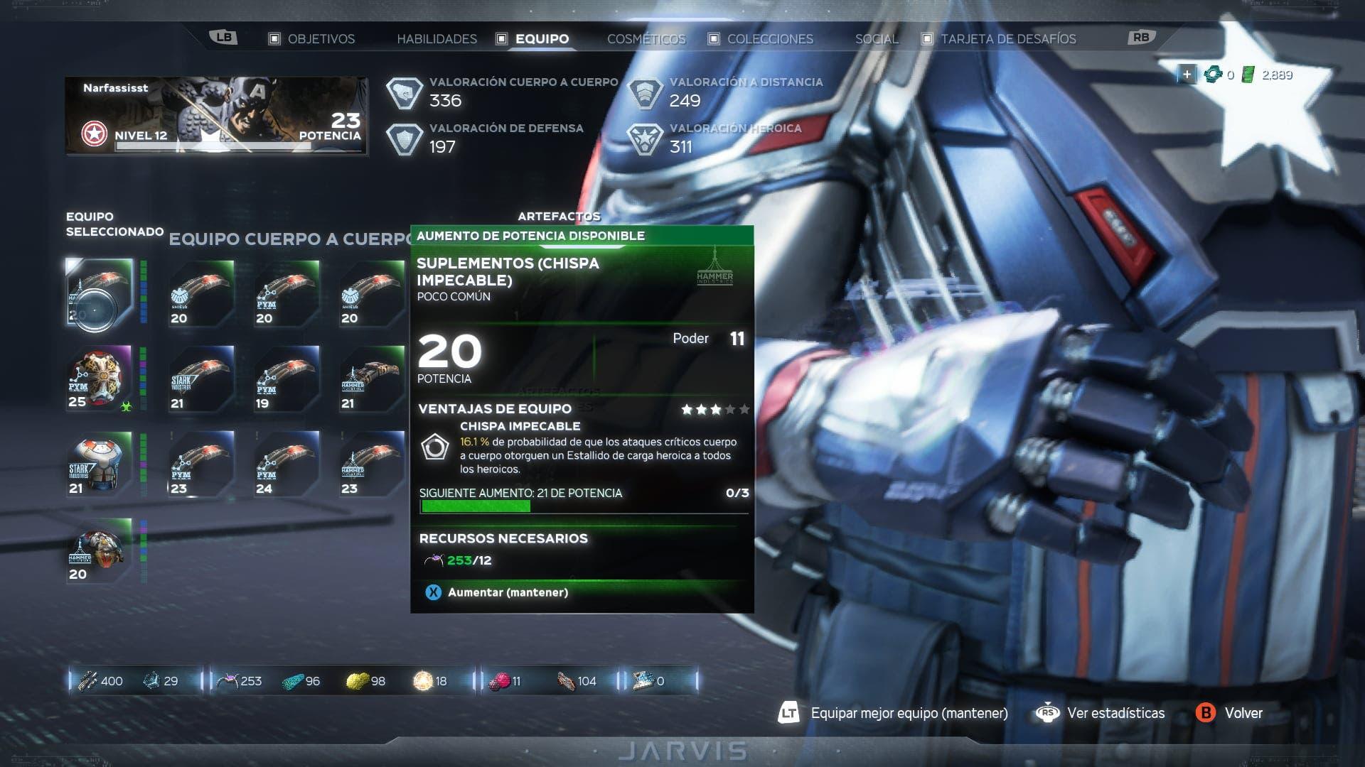 Análisis de Marvel's Avengers - Xbox One 4