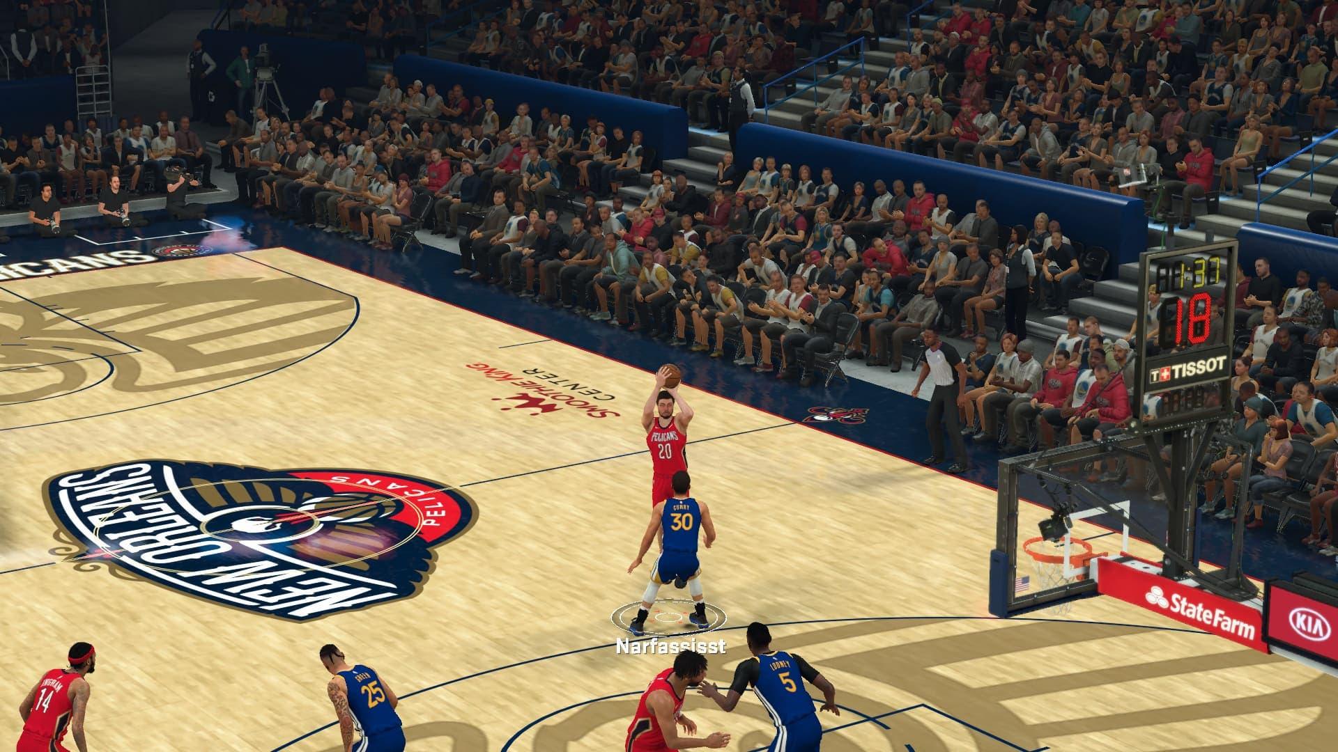 Análisis de NBA 2K21 - Xbox One 2