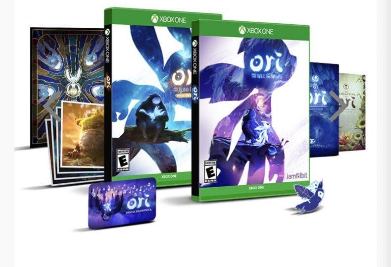 Ori tendrá edición coleccionista en Xbox One 1