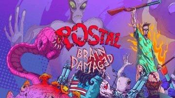 Postal: Brain Damaged confirma lanzamiento en consolas para el año que viene 1