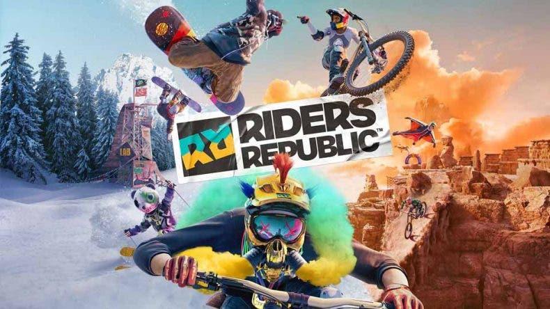 Ubisoft retrasa el lanzamiento de Riders Republic 1