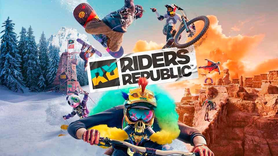 Ubisoft retrasa el lanzamiento de Riders Republic 5