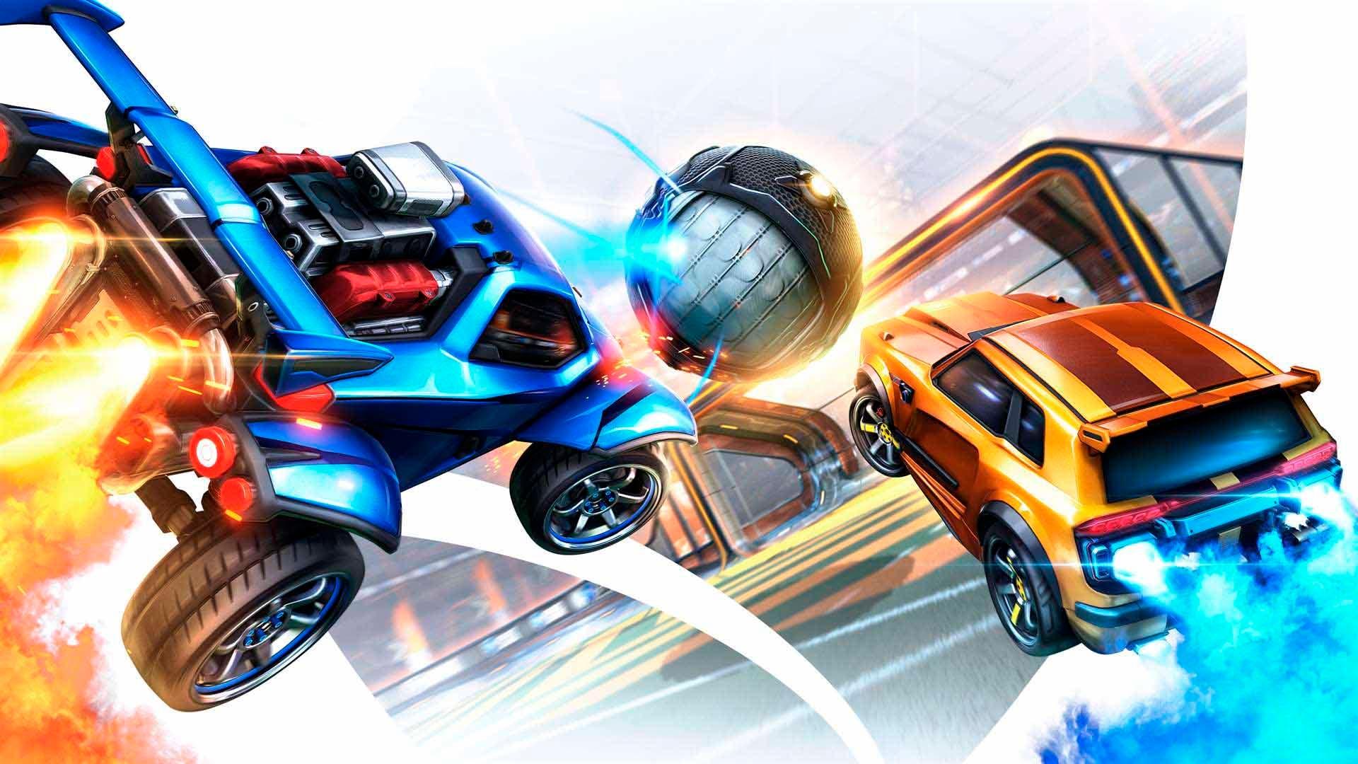 Rocket League ya está disponible gratis en todas las plataformas 5
