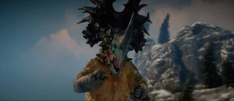 Second Extinction presenta el Styracosaurus en un nuevo tráiler con la voz de Duke Nukem 1