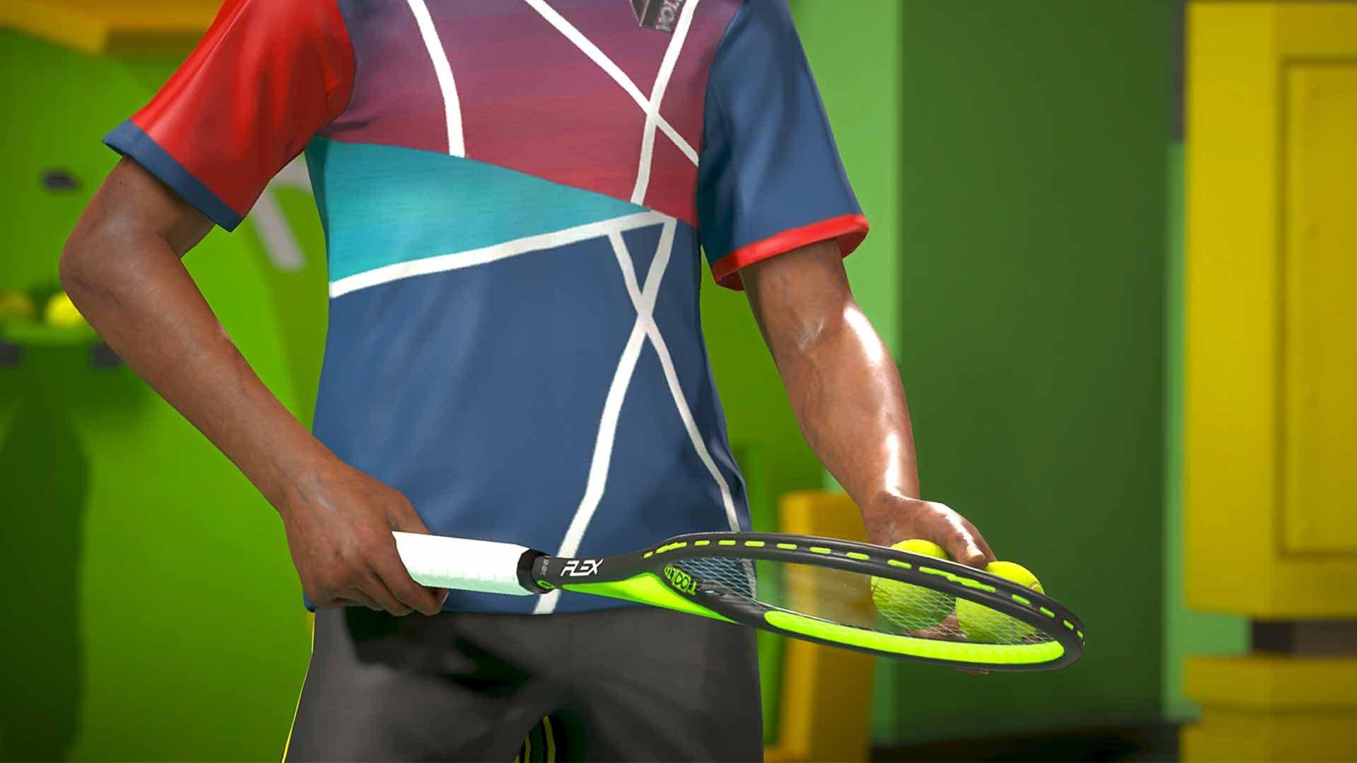 Análisis de World Tennis Tour 2 - Xbox One 1