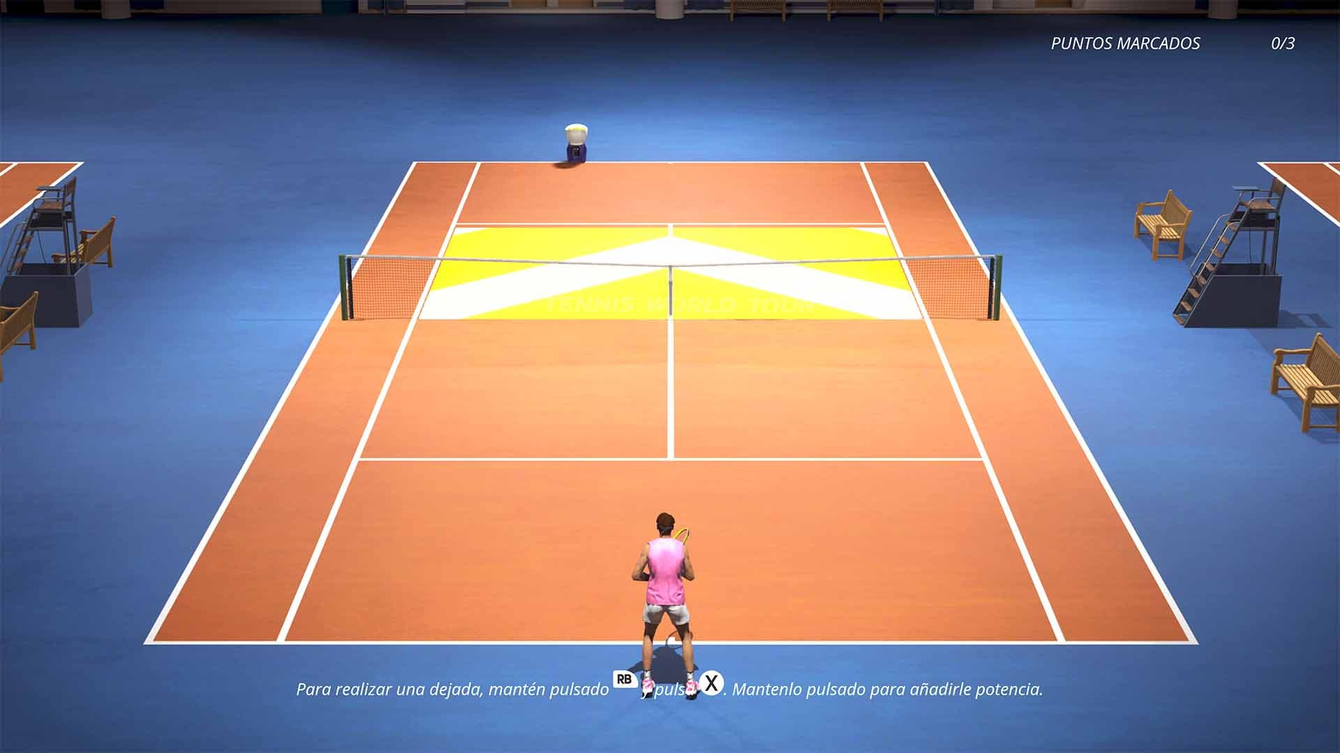 Análisis de World Tennis Tour 2 - Xbox One 6