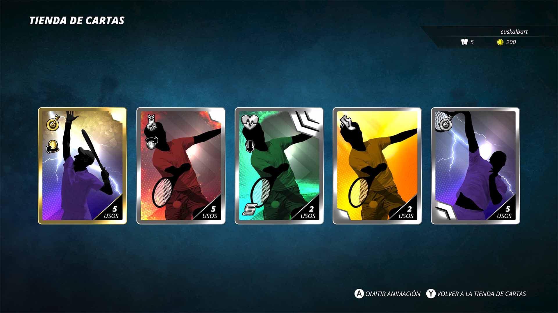 Análisis de World Tennis Tour 2 - Xbox One 7