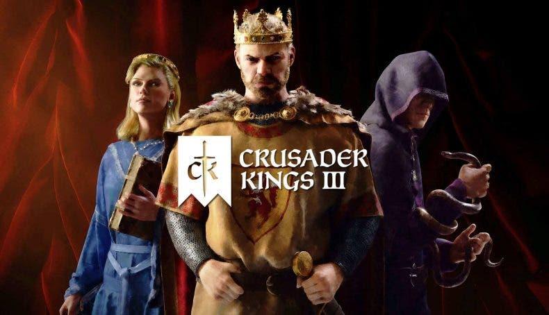 Crusader Kings 3 en Xbox Game Pass PC