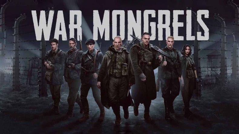 La estrategia de la vieja escuela de War Mongrels también llegará a Xbox One y Xbox Series X 1