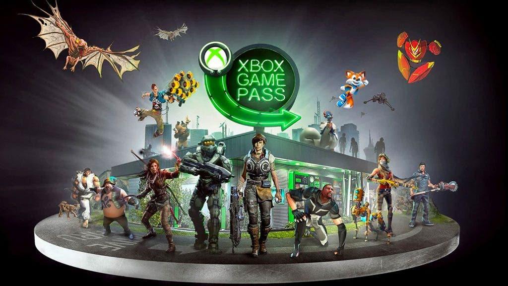 Xbox Game Pass es nombrado como GOTY