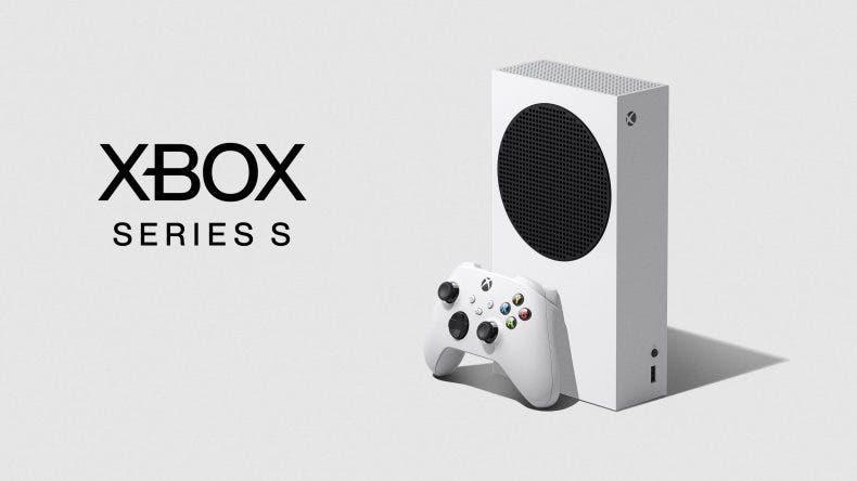 almacenamiento de Xbox Series S