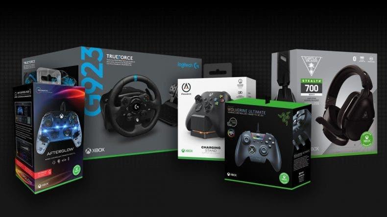 Xbox Series X es compatible con todos los productos licenciados de Xbox One 1