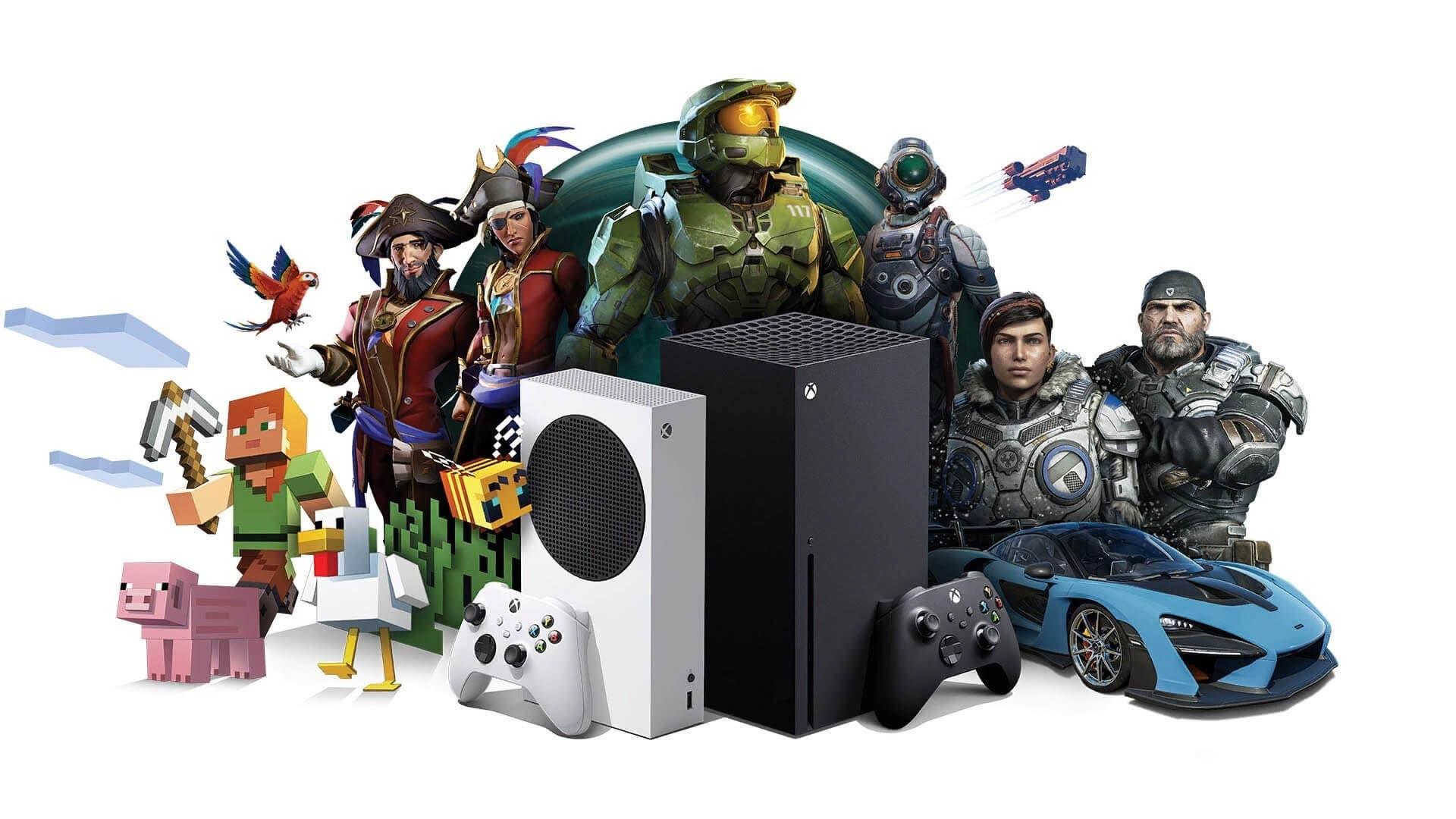 juegos de Xbox Series S ocuparán un 30% menos que los de Xbox Series X