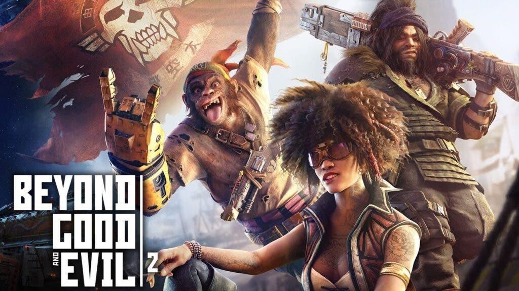 Ubisoft muestra contenido de Beyond Good and Evil 2