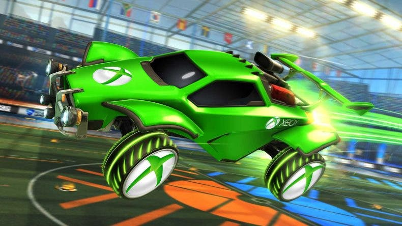 Rocket League supera en jugadores a GTA 5