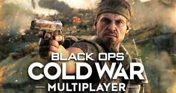 tráiler del multijugador de Call of Duty Black Ops Cold War