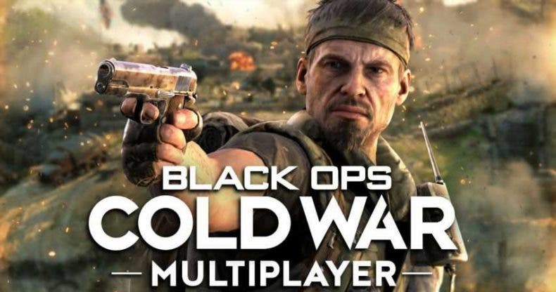 tráiler del multijugador de Call of Duty Black Ops Cold War