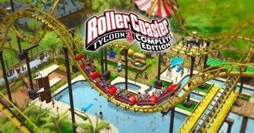 Descarga RollerCoaster Tycoon 3 gratis en la Epic Games Store