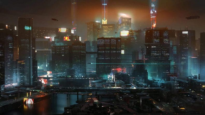 Cyberpunk 2077 obtiene una página web turística con toda la información sobre Night City