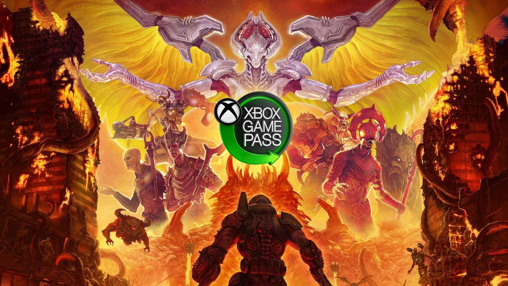 DOOM Eternal confirma su llegada a Xbox Game Pass