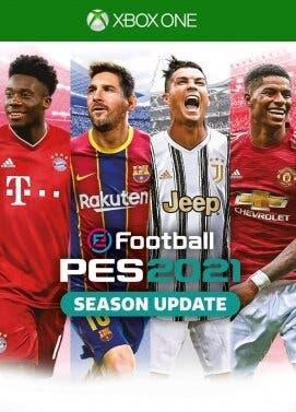 Aprovecha esta oferta de eFootball PES 2021 para Xbox One 1