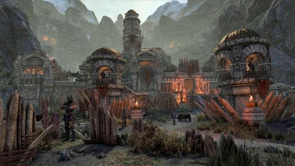 The Elder Scrolls Online presenta su nueva expansión Markarth 8