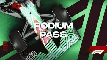 Ya disponible el Podium Pass: Series 2 de F1 2020 4
