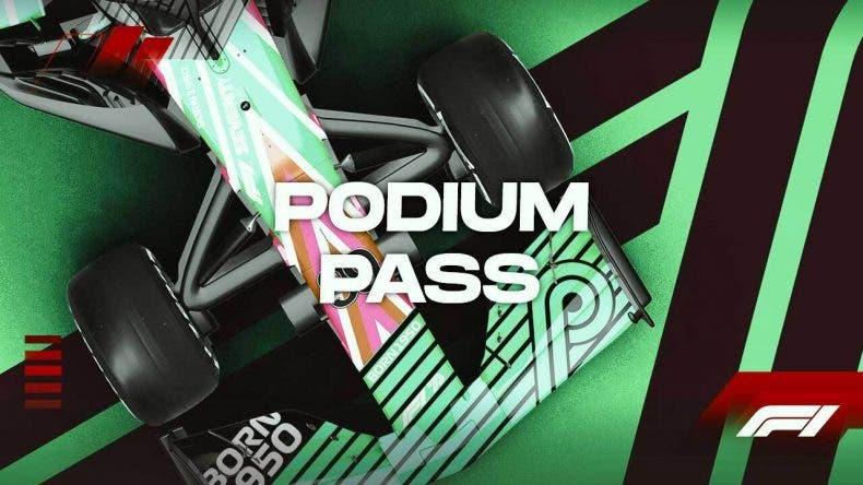 Ya disponible el Podium Pass: Series 2 de F1 2020 1