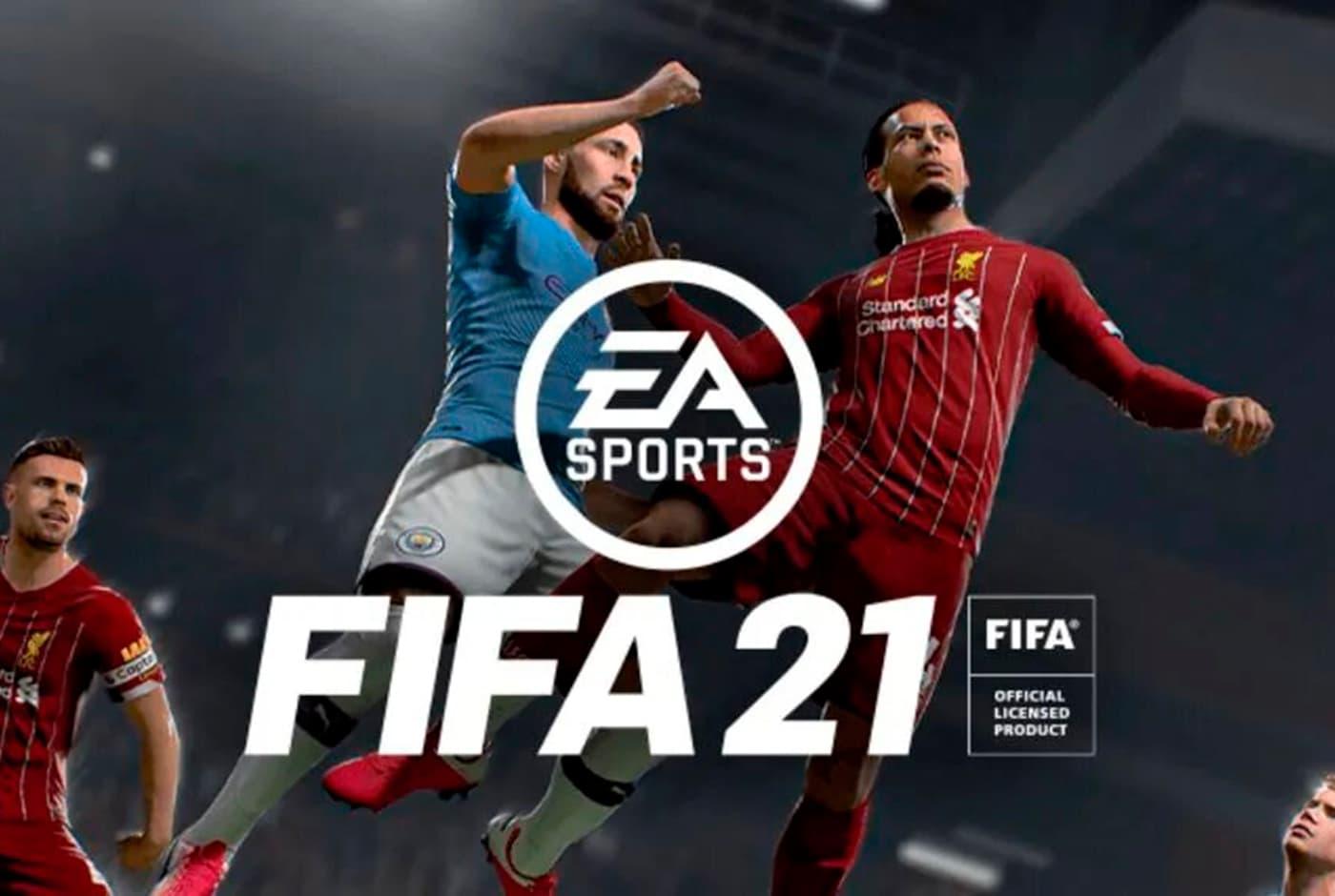 FIFA 21 vuelve a encabezar las listas de más vendidos del Reino Unido 5