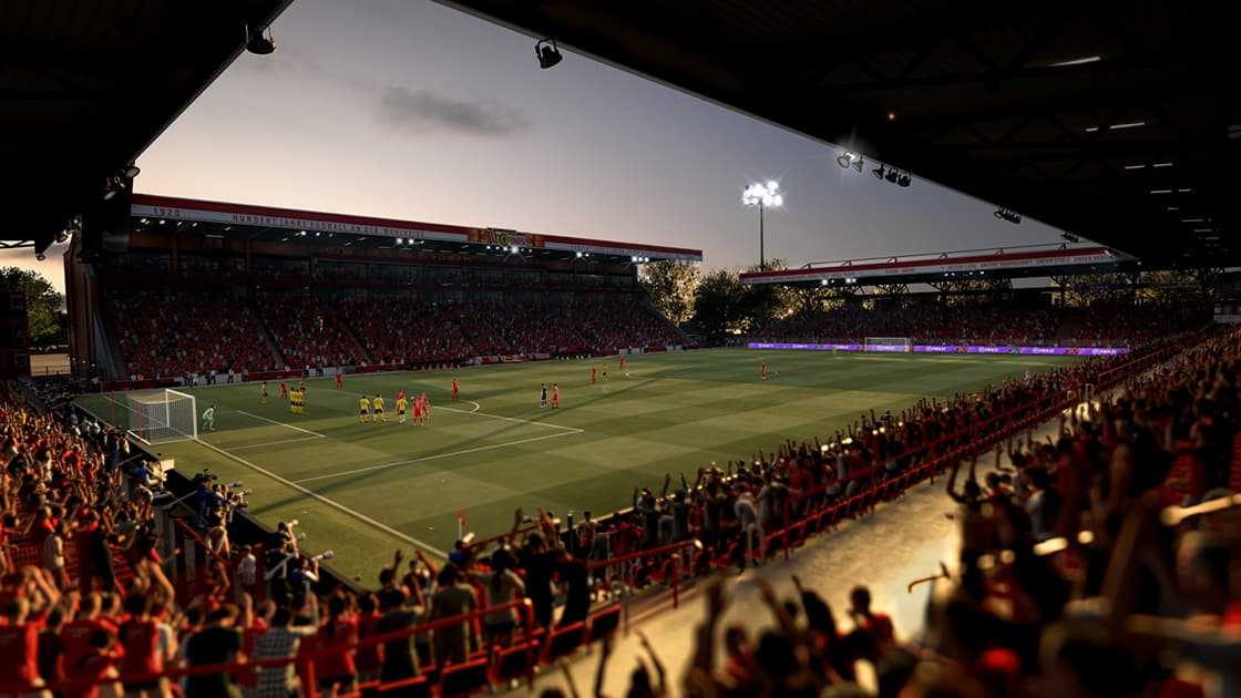 Ya sabemos cuanto ocupará la actualización Day One de FIFA 21 2
