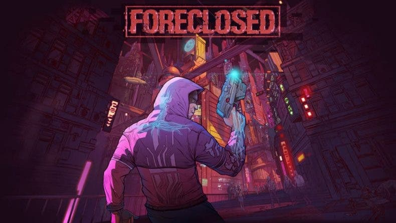 Foreclosed confirma su lanzamiento en Xbox Series X