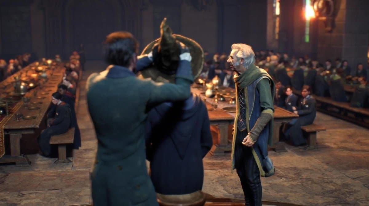 Presentado el primer tráiler de Hogwarts Legacy en castellano 3