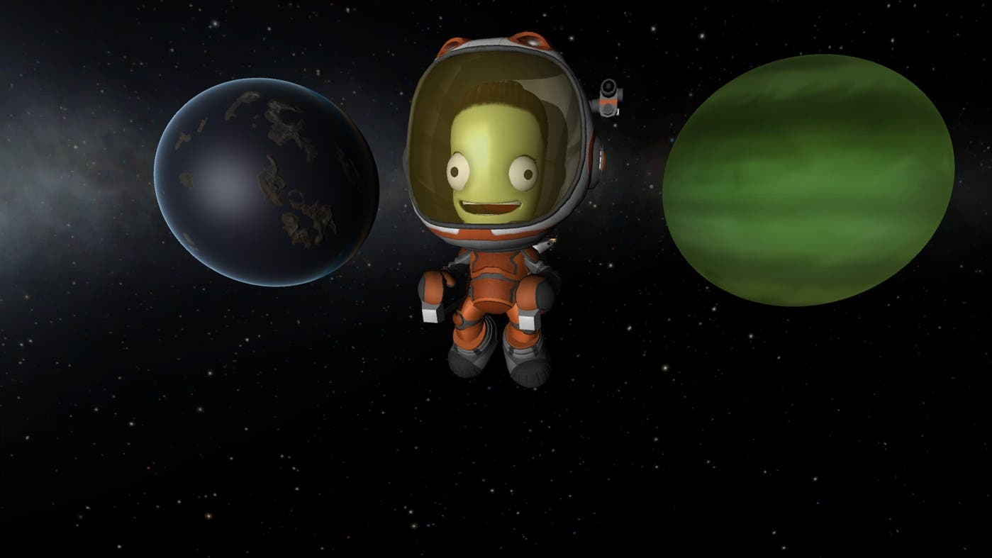 La edición completa de Kerbal Space Program Enhanced Edition llega a Xbox One 2
