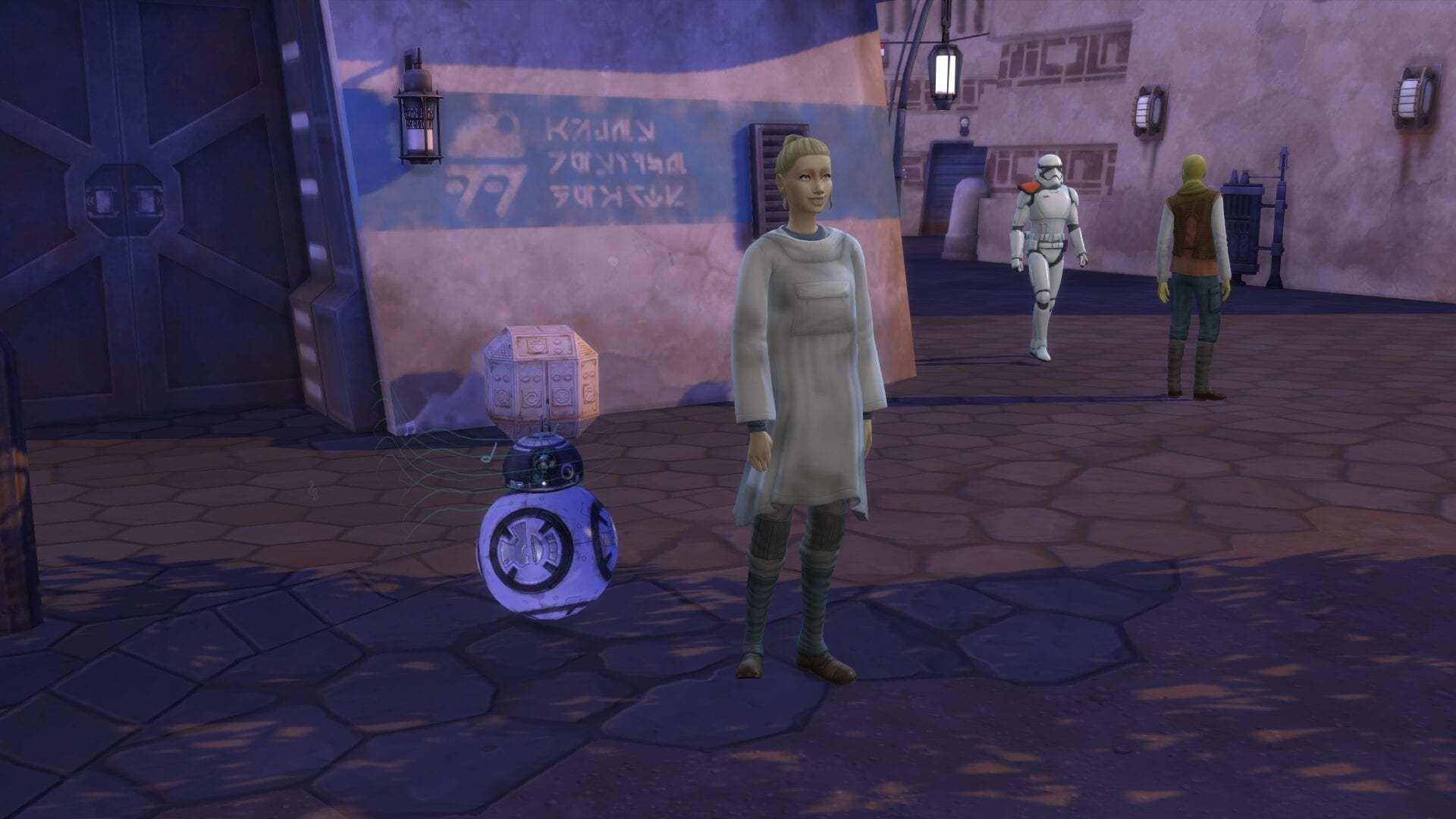 Análisis de Los Sims 4: Viaje a Batuu – Xbox One 1
