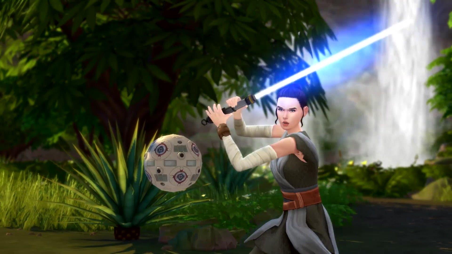 Análisis de Los Sims 4: Viaje a Batuu – Xbox One 2
