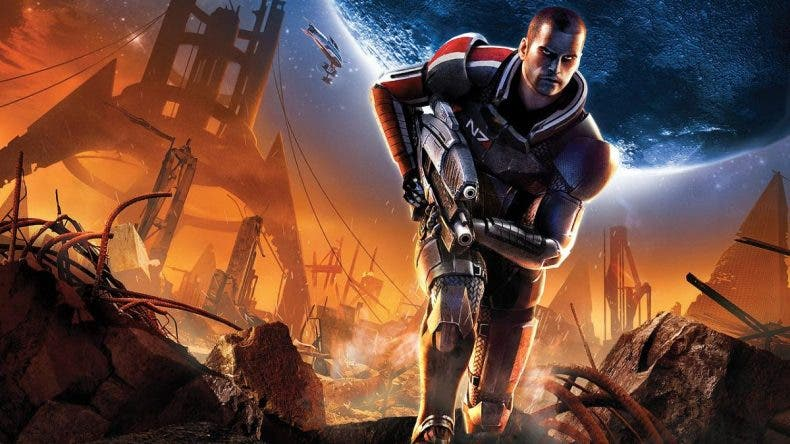 Mass Effect Trilogy Remastered filtrado
