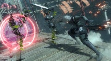 gameplay de NieR Replicant