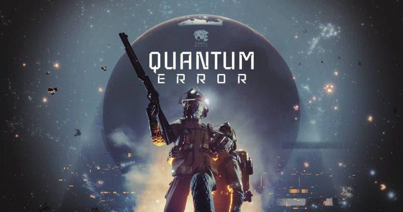 Quantum Error se deja ver en dos nuevas imágenes 1