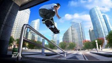 vídeo de Skate 4