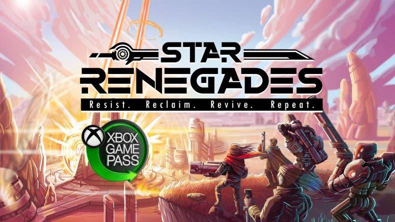 Ya está disponible Star Renegades en Xbox Game Pass PC