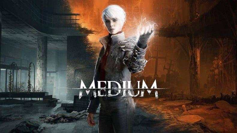 The Medium explica el funcionamiento de sus dos realidades en un nuevo gameplay comentado