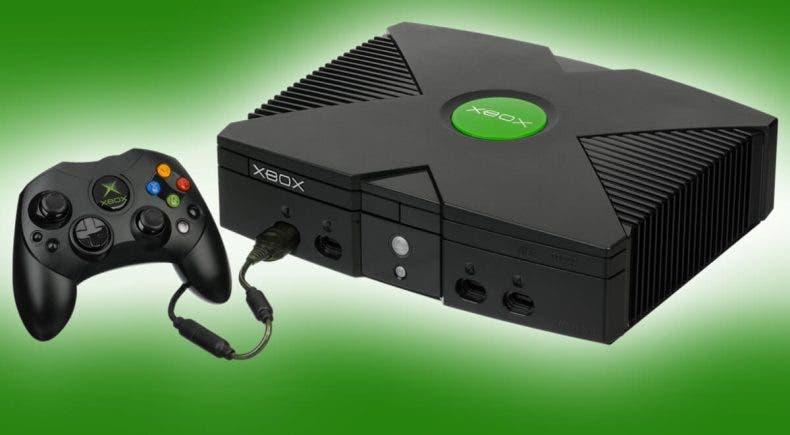 diseño de la Xbox Series X inspirado en la Xbox Original
