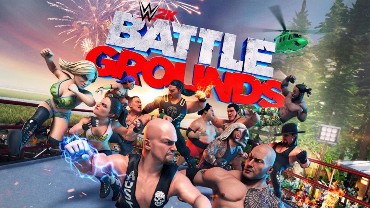 Análisis de WWE 2K Battlegrounds - Xbox One 5