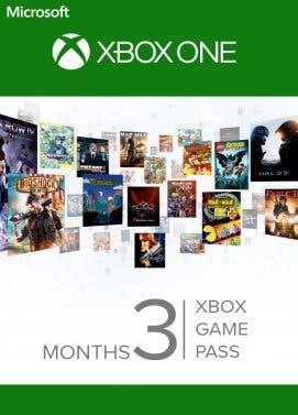 Gran oferta de 3 Meses de Xbox Game Pass 1