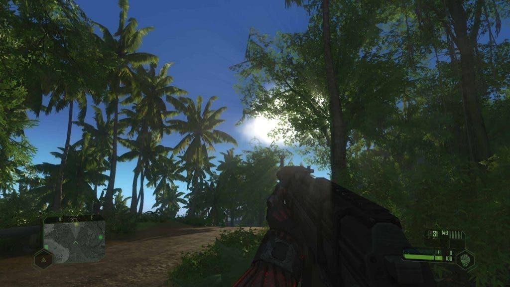 Análisis de Crysis Remastered