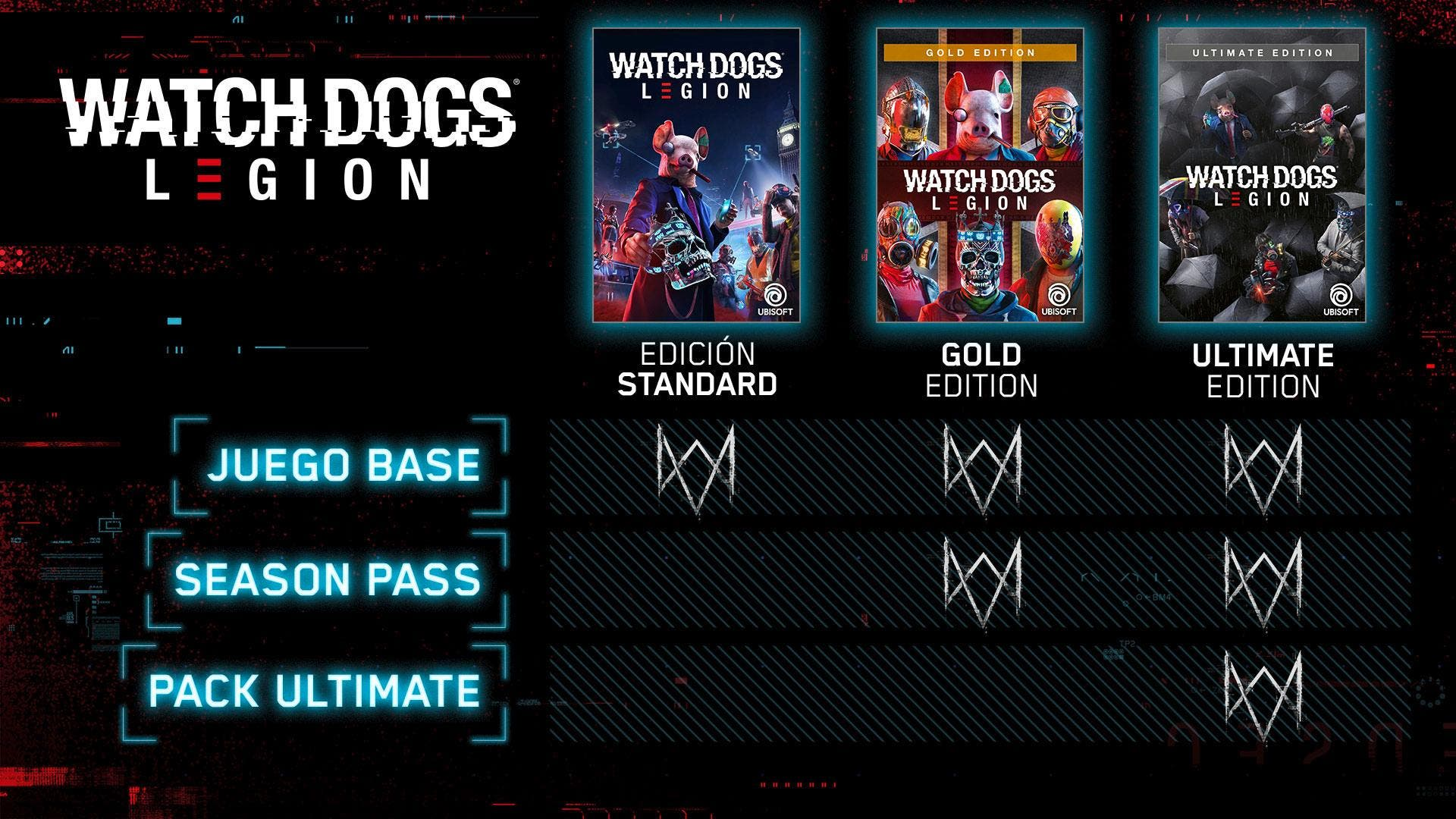 Watch Dogs Legion en Xbox One