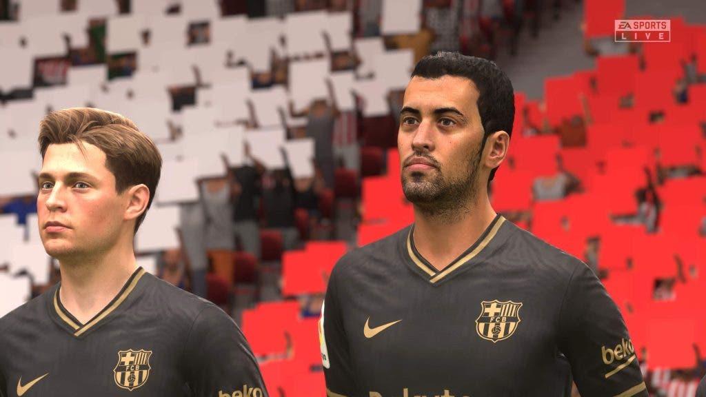 Análisis de FIFA 21