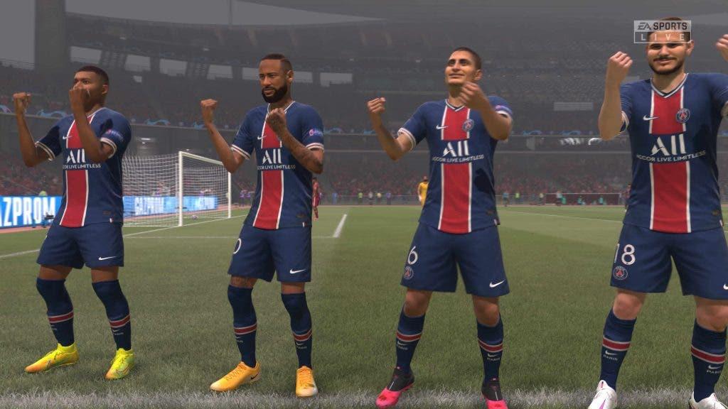 Análisis de FIFA 21 - Xbox One 2