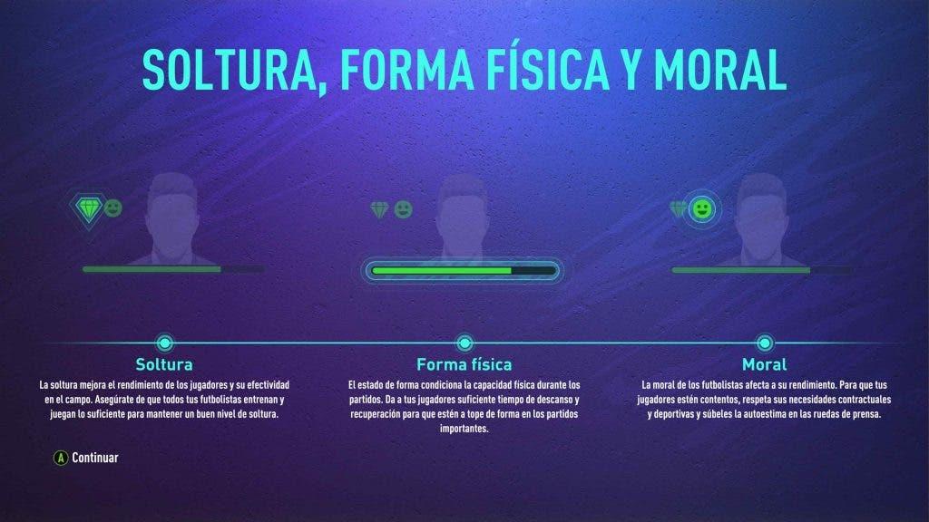 Guía modo carrera FIFA 21